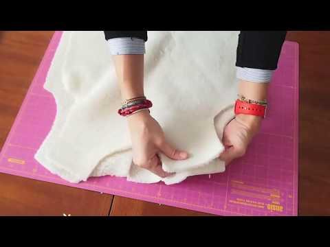 Tutorial para hacer un Disfraz Muñeco de Nieve | GeeThings