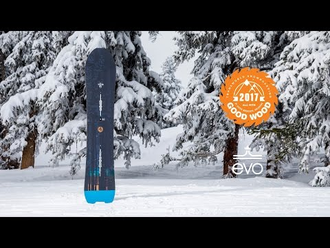 Best Snowboards of 2016-2017: Burton Skeleton Key – Good Wood Snowboard Reviews