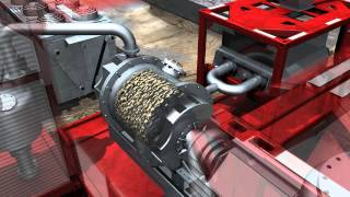The Halliburton Baroid Ecosystem-Thermomechanical Cuttings Cleaner For Oil-based Cuttings