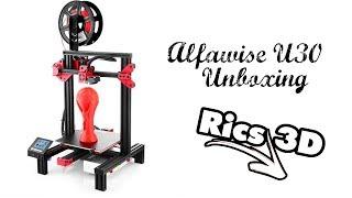 Unboxing // Alfawise U30 \\ // Rics_3D \\ auf geht´s