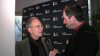 Interview at the Creative Coalition / National Lab Day dinner in Brentwood 2010 (VO)