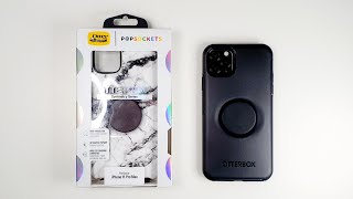 iPhone 11/Pro/Pro Max Otter+Pop Symmetry Case Unboxing
