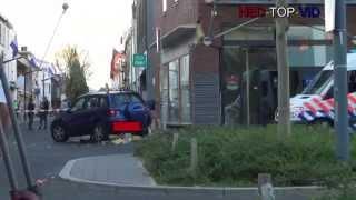 preview picture of video 'Verkeersongeval Akerstraat Kerkrade West 01 10 2014'