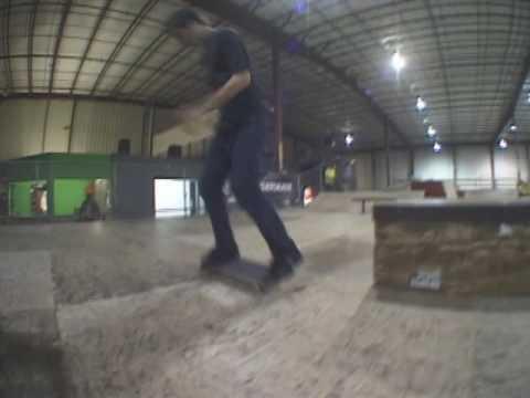 ollies skatepark montage