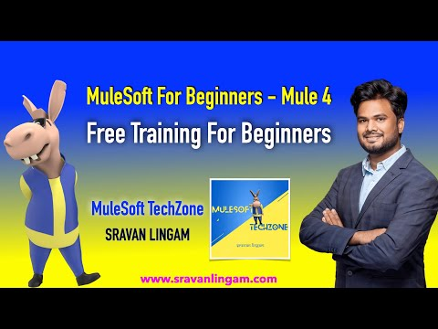 MuleSoft Training For Absolute Beginners - YouTube
