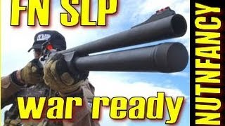 """FN SLP: War Ready"" by Nutnfancy"