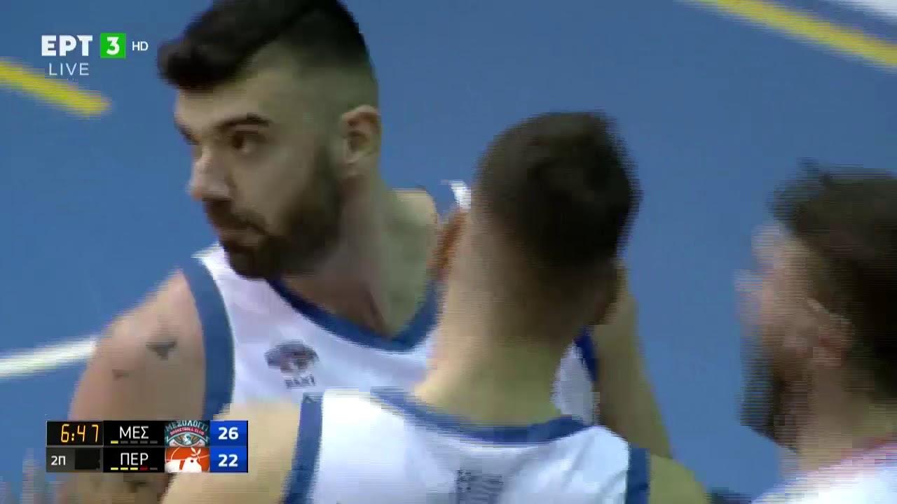 Basket League   «Τρελό» κάρφωμα του Σαχπατζίδη, βραχυκύκλωμα το Περιστέρι!   27/02/2021   ΕΡΤ