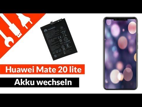 Huawei Mate 20 lite Akku wechseln | kaputt.de