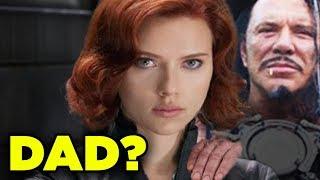 BLACK WIDOW Father Ivan Vanko? Natasha Origin Theory   Inside Marvel