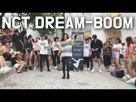 이춤을 완벽 소화? NCT DREAM(엔시티 드림) 'BOOM' Dance Cover(댄스커버) By. Alina