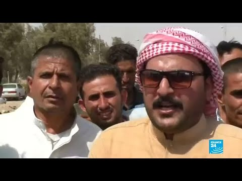 Iraq vows to tackle corruption as protests continue