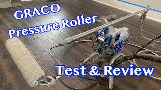 Graco Presure Roller Video