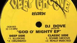 DJ Dove - Illusions (Deep Groove Records, 1994)