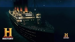 RMS Titanic - Technology