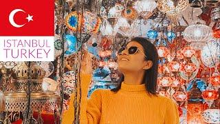 Istanbul Turkey Travel Vlog