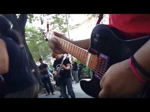 singkong dan keju-sentuhan buskers cover versi rock metal