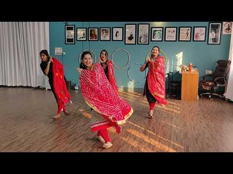 Thal ki bazaar | Kumaoni & Garhwali music | Best sangeet dance |Step by Step | klassy ladies