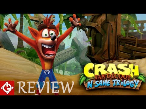 [Review] Crash Bandicoot Trilogy