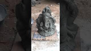 Fiber Moulds For Eco-Friendly Ganesha Idols
