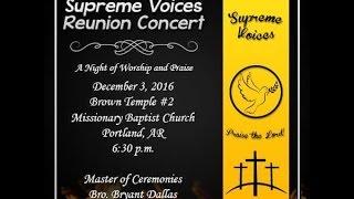 Supreme Voices Reunion