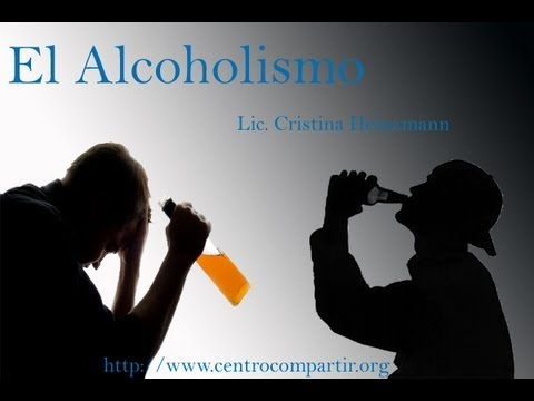 El alcoholismo la persona tumefacta