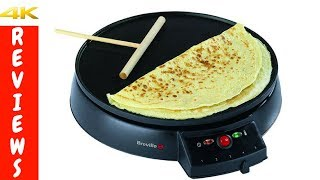 Easy Way To Make Crepes At Home With The Crepe Maker | Review and Unboxing