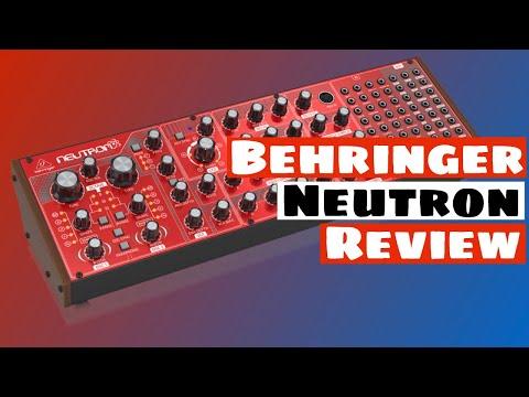 Behringer Neutron Semi-Modular Analog Synthesizer Review | SYNTH ANATOMY