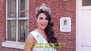 Victoria Soto Miss World Argentina 2018 Introduction Video