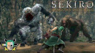 Rononoa Zoro Mod in Sekiro Shadows Die Twice