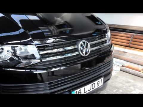 Nerez kryty předních mlhovek VW Amarock