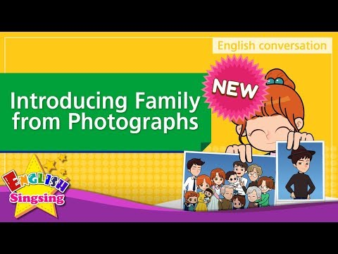 Introducing Family from Photographs