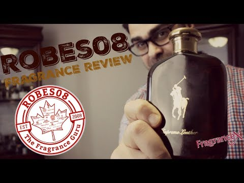 Polo Supreme Leather by Ralph Lauren Fragrance Review (2015)