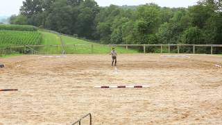 How to Ride Three Basic Dressage Shapes