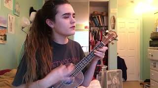 Heated Swimming Pool // Joyce Manor (cover by Halen Hogerty)