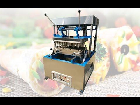 Pizza Cone Machine|Pizza Cone Maker -60 model