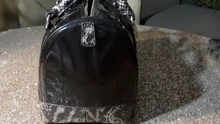 Furla Candy Satchel Bag (Thrift Store Collection)