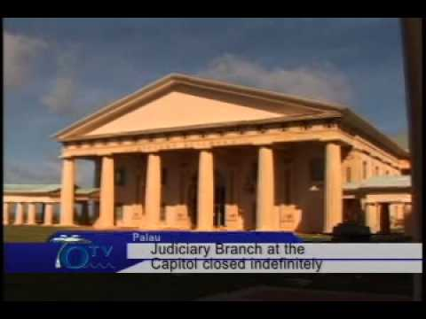 Judiciary Branch at the Capitol Closed Indefinitely