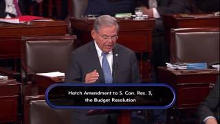 Menendez Speaks Out Against Republican Efforts to Gut Medicaid