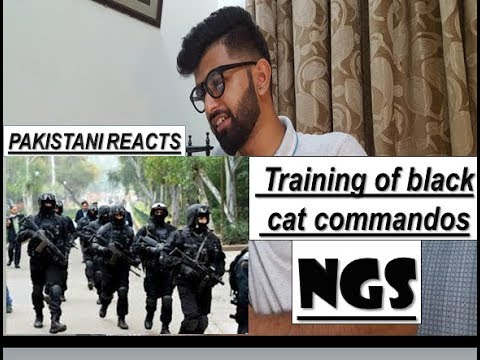 Pakistani reacts on Training of black cat commandos( NSG COMMANDO) 2018 India || ARS reactions ||