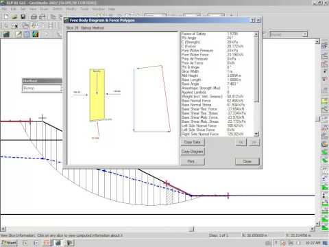 GeoStudio 2007 Online Workshop