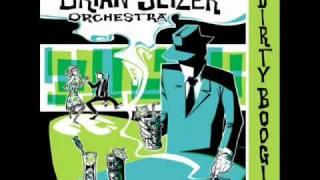 The Bryan setzer Orchestra - Sleepwalk