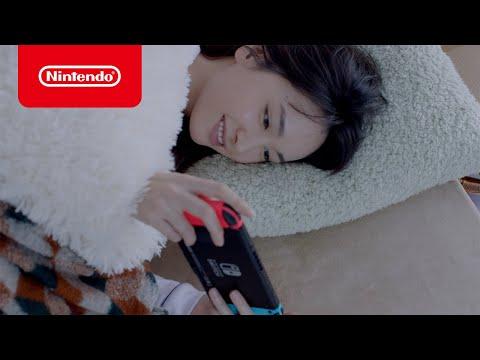 新垣結衣 任天堂 Switch 2020冬季廣告TVCM