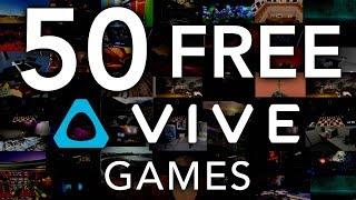 50 Free Vive Games