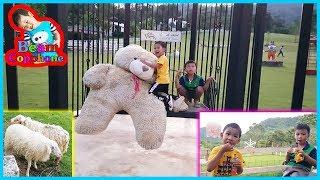 น้องบีม | เที่ยวราชบุรี บันยันลีฟ โรยัลกู๊ดวิว สวนผึ้ง