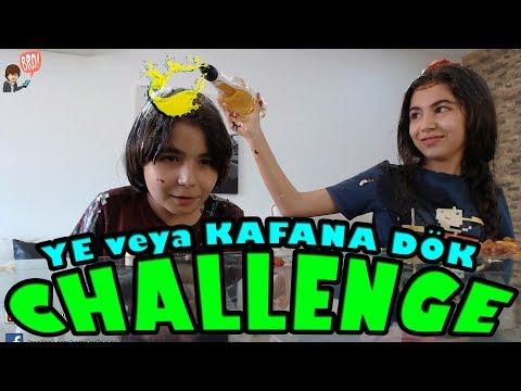 YE YA DA KAFANA DÖK CHALLENGE Vlog