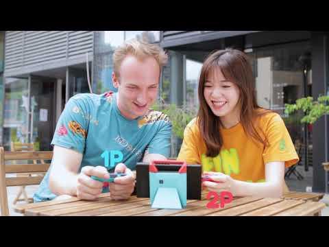 Switchblade Hub- A hand-held hub-GadgetAny