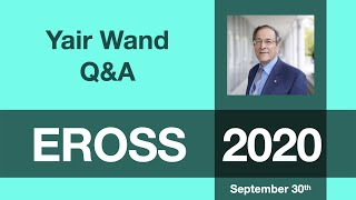 Yair Wand: Q&A Session