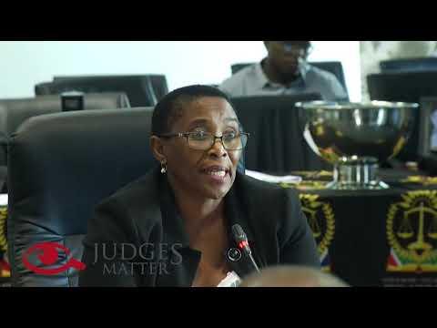 SA Eastern Cape HC - JSC Interview of Judge B M Pakati – Judges Matter (October 2019)
