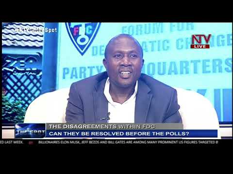 Can FDC resolve its conflicts before the polls | ON THE SPOT
