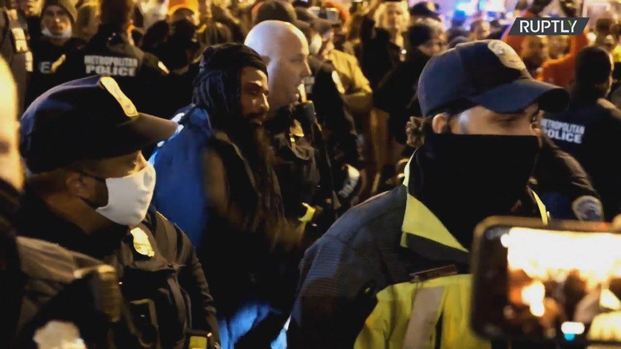 ΗΠΑ: Επεισόδια στη διάρκεια διαδηλώσεων υπέρ του Τραμπ, πέντε τραυματίες